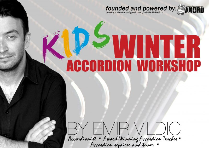Emir Vildic Accordion Workshop